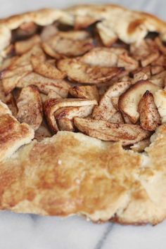 apple crostata recip