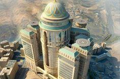 Abraj Kudai: World's biggest hotel in Makkah