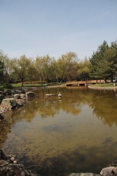 japanese garden (Japon Bahçesi) Kırşehir