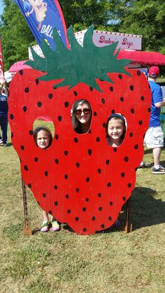 Strawberry festival Fort Mill.  More on fun things to do with kids here: celisespieces.com
