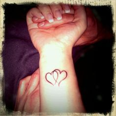 Double heart. love it!