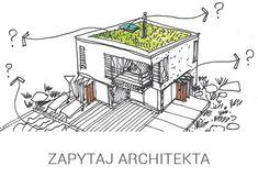 Eris II (wersja C) - projekt domu - Archipelag Home Projects, House Plans, Malaga, Larp, Architecture, House Siding, Home Plans, Little Cottages, Detached House