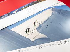 Calendario da muro. Mottarella Studio Grafico