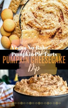 This Pumpkin Pie recipe is made completely from scratch and it's so easy. It will become everyone's favorite holiday pie! #nobakepumpkinpie #nobakepumpkinpiecheesecake #nobakepumpkinpieoatmealcookies #nobakepumpkinpiebites #nobakepumpkinpieinabag #nobakepumpkinpieinajar Pumpkin Mousse, No Bake Pumpkin Pie, Pumpkin Pie Recipes, Baked Pumpkin, Cake Recipes, Almond Cupcakes, Yummy Cupcakes, Cheesecake Dip, Pumpkin Cheesecake
