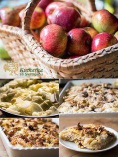Kuchařka ze Svatojánu: ZAPEČENÁ JABLKA Yummy Food, Apple, Fruit, Breakfast, Health, Fitness, Food Ideas, Apple Fruit, Morning Coffee