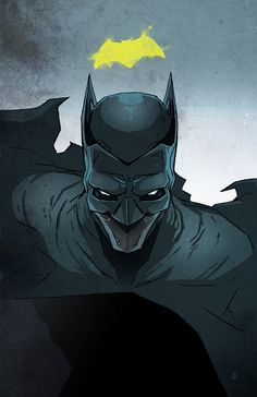 Batman Cowl Design by Ben Wilsonham