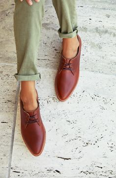 Responsibly-made Leather Shoes - Nisolo