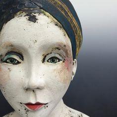 Sally MacDonell_contemporary ceramics_ceramic art_Bath_Heads
