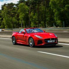 2017 New Jaguar F Edition SVR Convertible :http://www.atvmagblog.com/2017-new-jaguar-f-edition-svr-convertible/