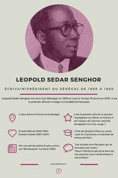 Léopold Sedar Senghor Culture, Movie Posters, French Tips, France, Fle, Beginning Sounds, Love, Film Poster, Popcorn Posters