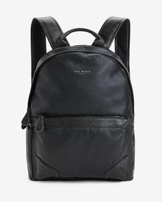 Ted Baker UZZANO Leather backpack