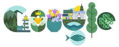セントパトリックデー 2021 Logo Google, Art Google, Kids Office, You Doodle, Google Doodles, Irish Traditions, Typography Logo, Logos, Love Symbols