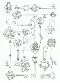 Keys for life by Traumfaengerin-Wish.deviantart.com on @deviantART