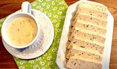 Battle Food 26 Noël : terrine de saumon, sauce au beurre blanc - Rappelle toi des mets