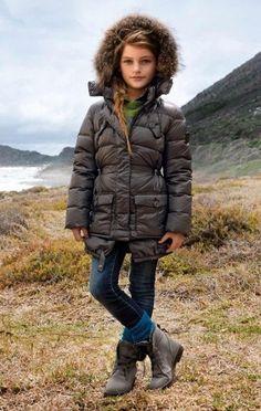 best cheap 6b394 390f0 GILÉ LIU JO JUNIOR, Gilè da bambina di Liu Jo Junior color ...