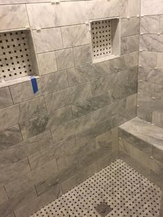 The Cool Polished Look Of This Marble Tile Brings Old