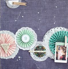 1.28.12 layout of the week by Tara LeClaire using our COUNTY FAIR kit