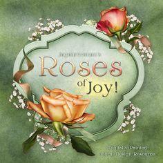 Jaguarwoman's Roses Of Joy : Jaguarwoman, Rare & Powerful Design