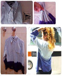 Con muy poco dinero el Deep dye invadirá tu armario