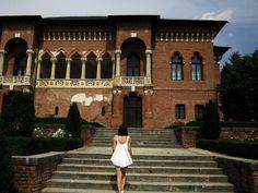 Mogosoaia Palace in Romania.  Photo credit: Andreea Cristea