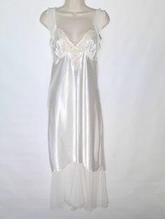 Linea Donatella New Daniella Satin Dobby Long Gown Medium Ivory DNL020