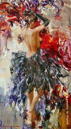 paintings by Ivan Slavinsky