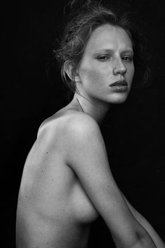 ISABELL THORELL / JESSE LAITINEN #fashion #photography