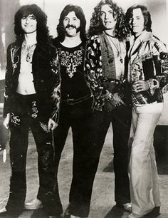 """Led Zeppelin, 1968-1980Considered the progenitors of the heavy metal genre, British band Led Zeppelin was all about blues-rock guitar riffs. Robert Plant was the voice, but Jimmy Page was the soul (in guitar form). Since the '60s, they have become one of the best-selling musical artists of all time (""""Stairway to Heaven"""" is arguably their most famous song) and as influential as the Beatles were in the '60s."""