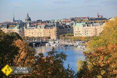 Guia completo de Estocolmo na Suécia.