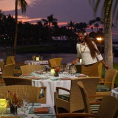 best romantic restaurants in hawaii