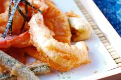 Tempura is a very popular Japanese recipe. Tempura is very easy to make at home. Try this easy tempura recipe that promises airy, light, and crispy tempura.