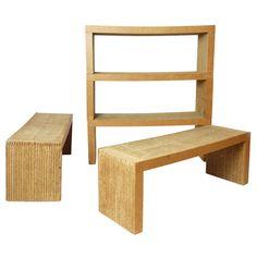 "1stdibs   Frank Gehry ""Easy Edges"" Stacking Shelves"