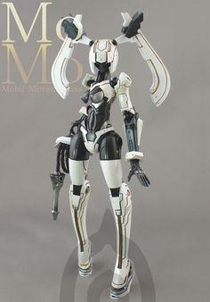 female robot Female robots should be included: Character Concept, Character Art, Character Maker, Gundam, Arte Robot, Frame Arms Girl, Cool Robots, Robot Girl, Arte Cyberpunk