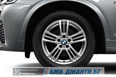 Оригинални Джанти BMW M Star Spoke Style 368