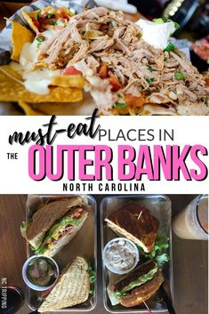 There are so many Outer Banks restaurants vying for your attention upon arrival, but which places to eat should you visit? Outer Banks North Carolina, Outer Banks Nc, Outer Banks Vacation, Nags Head North Carolina, Coastal North Carolina, Restaurant Guide, Seafood Restaurant, North Carolina Vacations, All I Ever Wanted