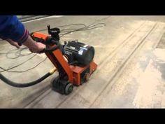 betonmarás - Betoncsiszolás, betonpolírozás