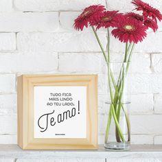 Se tudo ao lado de quem você gosta fica mais lindo, imagina então um presente da Caixa Filosofal.