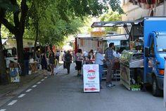 Italië deel 3 - Markt in Montalto (delle Marche)