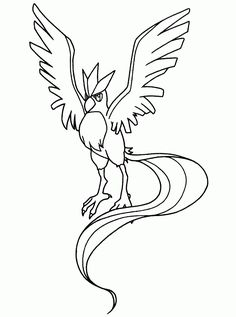 Pokemon Coloring Pages. Join your favorite Pokemon on an Adventure! Baby Coloring Pages, Dog Coloring Page, Cartoon Coloring Pages, Free Printable Coloring Pages, Coloring For Kids, Coloring Books, Colouring, Gengar Pokemon, Dog Pokemon