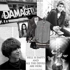 """""""All your love is never good enough."""" by the-clary-project ❤ liked on Polyvore"""