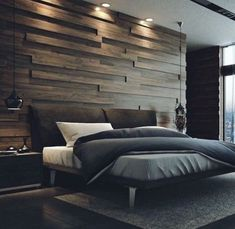 51 Relaxing and Romantic Bedroom Decorating Ideas for New Couples is part of Modern bedroom interior - Thus, it's essential that you think about relaxing and romantic bedroom decorating ideas for couples that will merge two unique […] Bedroom Lamps Design, Modern Bedroom Design, Master Bedroom Design, Home Decor Bedroom, Home Interior Design, Contemporary Bedroom, Bedroom Designs, Modern Bedrooms, Diy Bedroom