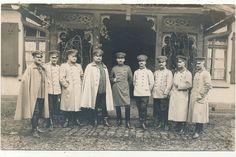 Foto AK - Gruppe Offiziere - Hagenau