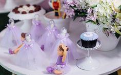 Festa infantil com tema 'Bailarinas' no 'Fazendo a Festa' - Fazendo a Festa - GNT