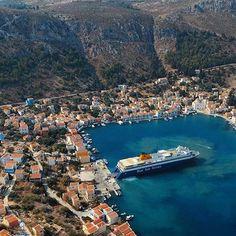 KASTELORIZO - Megisti - island (Στο νησί του Καστελόριζου στα Δωδεκάννησα), DODECANESE islands group - GREECE  by @cazzieyouth