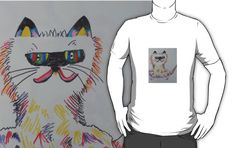 http://www.redbubble.com/people/acreativevision/works/12861910-manga-cat?p=t-shirt#zoom on t-shirts and other products!!! <3