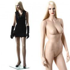 Neu Schaufensterpuppe Mannequin Weiblich Manichino Frau MMAY02