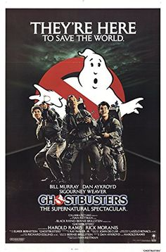 1984 Ghostbusters Poster @ niftywarehouse.com #NiftyWarehouse #Geek #Gifts #Collectibles #Entertainment #Merch