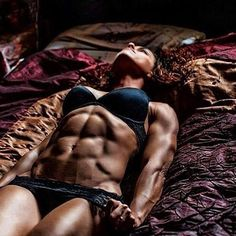 SEXY MUSCULAR RIPPED ABS of submissive #Fitness model : if you LOVE Health, Exercise & #Fitspiration - you'll LOVE the #Motivational designs at CageCult Fashion: http://cagecult.com/mma