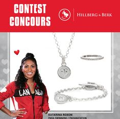 Paralympic Canada Contest: Win Canada Proud Pavé Pendant Necklace, Canada Leaf, Olympic Club, Leaf Pendant, Pendant Necklace, Jewelry, Jewlery, Jewels, Jewerly, Jewelery