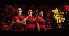 Ampla - Sport Clube Recife on Behance